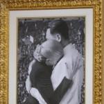EVA PERON et son mari