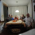 Repas chez Gustavo, el Turco