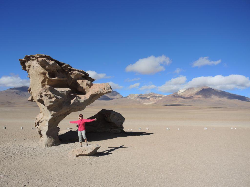 vers le salar de UYUNI en Bolivie – jour 2
