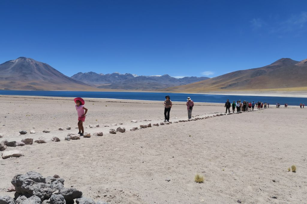 San Pedro – Les lagunes de l'Altiplano