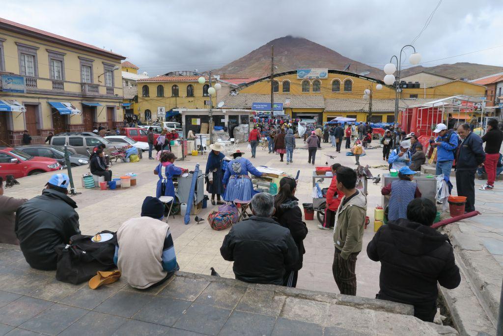BOLIVIE – Potosi et Tupiza