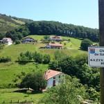 Biriatou, joli petit village basque