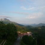 Col d'Ibardin, au pied de la Rhune