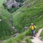 la grotte d'Arpéa