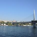 un des ponts sur la Corne d'Or