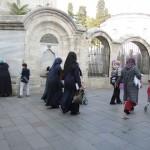 Eyup est un lieu de pélerinage