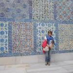 Flo et de superbes mosaïques
