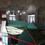 le tombeau d'Eyüp