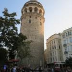 la tour de jour