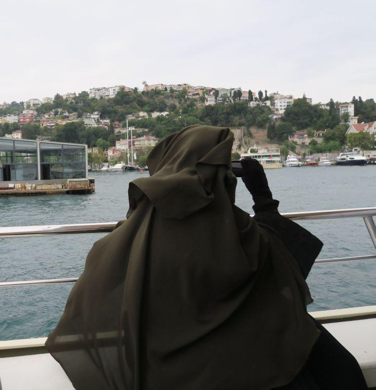 Istanbul – la Corne d'Or, Eyüp et le Bosphore