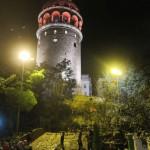 la tour de nuit