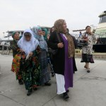 des Tajiks en vacances