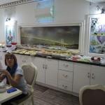petit dej au Küpeli hotel