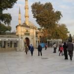 la mosquée d'Eyüp