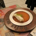 le Künefe, chaud et avec du fromage, tout un art ....