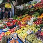 fruits et légumes à profusion