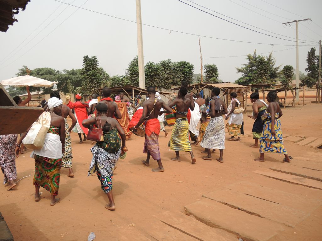 Togo : AGBODRAFO sur le littoral