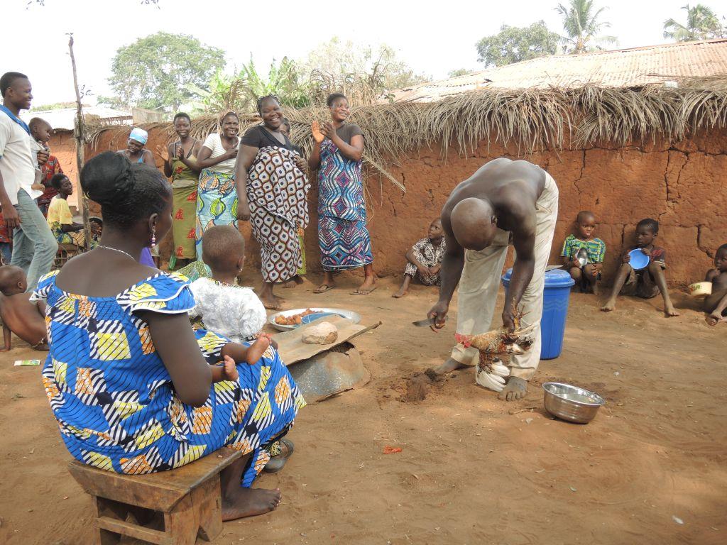 Bénin : OUIDAH  et villages