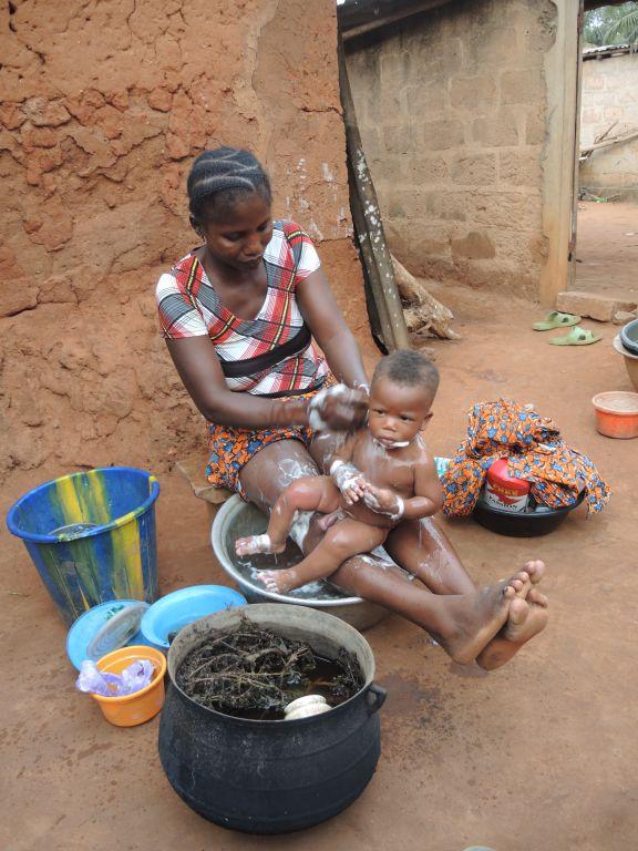 Bénin : Possotomé sur le lac Ahémé -vidéo