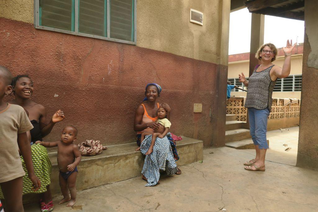 Bénin : Le centre Béthesda et Afrique décide