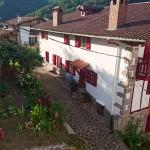 village basque d'Etxalar