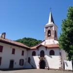 l'église des Aldudes