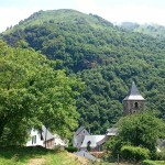 le village de Borce