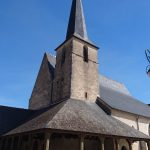 Cheverny l'église