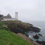 La pointe de St Mathieu, abbaye et phare
