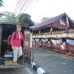 en route pour le Laos...