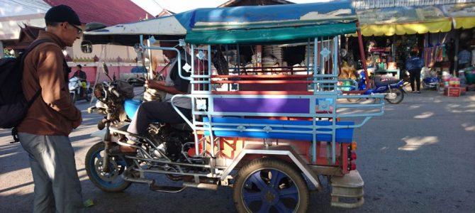 de la Birmanie au Laos : 2 jours d'expédition !