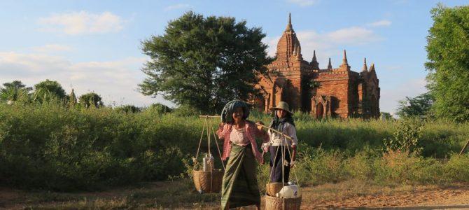 Bagan et ses temples