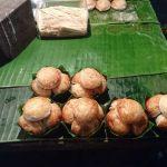 gâteaux de riz au coco