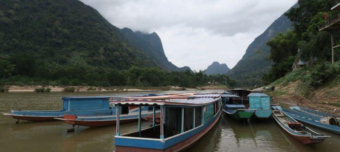 Muang Ngoi et les villages
