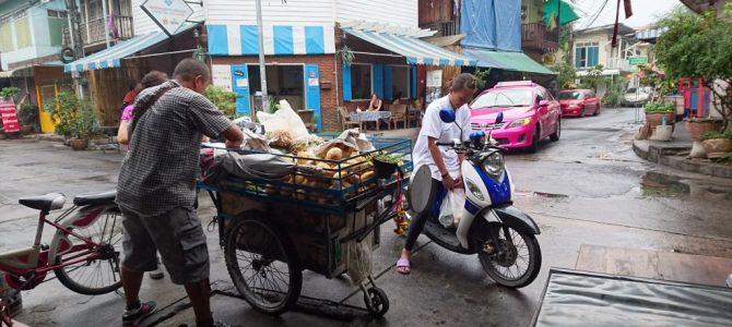 Bangkok et Chinatown