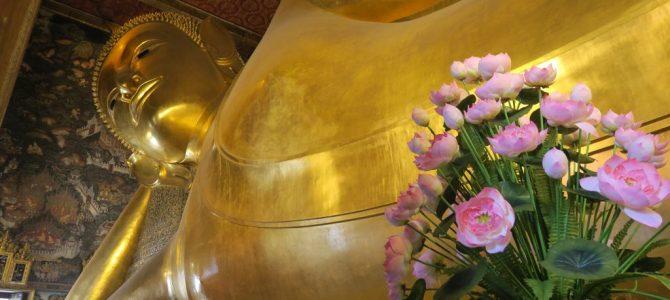 Bangkok : Wat Phra Kaeo et Wat Pho