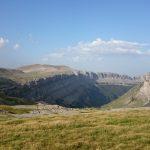 vallée d'Ordesa vue d'en haut