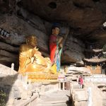 Bouddhas perchés