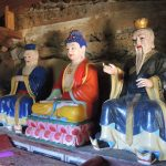 intérieur de temples secondaires