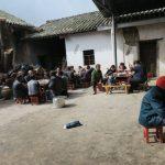 Repas du village