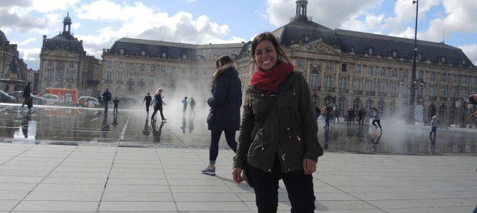 Clarisa à Bordeaux – avril 2018