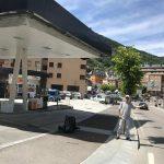 dernier tronçon en stop à Viella