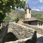 Isil, son pont et son église