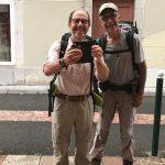 dans les rues de Saint Girons