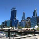 Perth CBD Central Business District