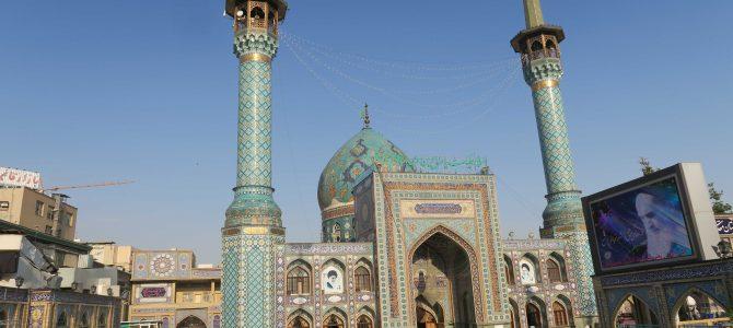 Téhéran porte d'entrée de l' IRAN