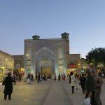 porte de la mosquée e vakil