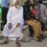 Bandari et sa femme