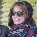 Jinous, notre hôte à Téhéran