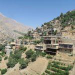 village Howraman Takht